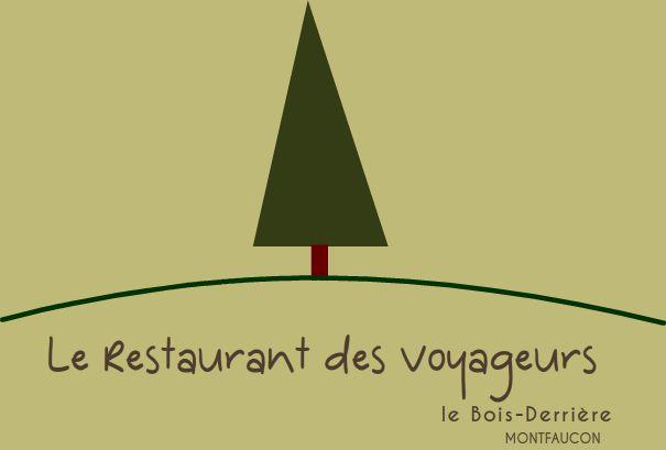 restaurant des voyageurs logo